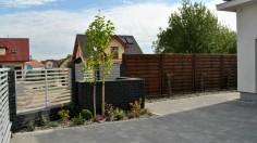 Nowoczesny, minimalistyczny ogród z pasją.