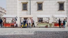 Stragany na Stary Rynek w Poznaniu