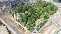 Park im. St. Moniuszki - Polska Architektura XXL 2020 - łódzkie