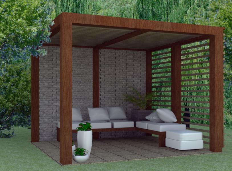 Przygotuj Ogród Na Wiosnę Mała Architektura Ogrodowa